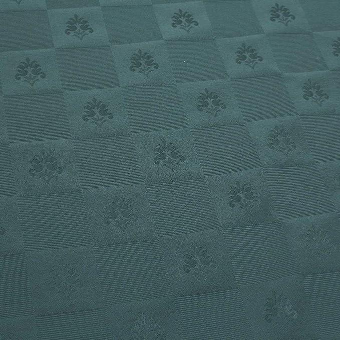 VICENZA Gerippter Designer Luxus Floral Soft Silk Weave Muster ...