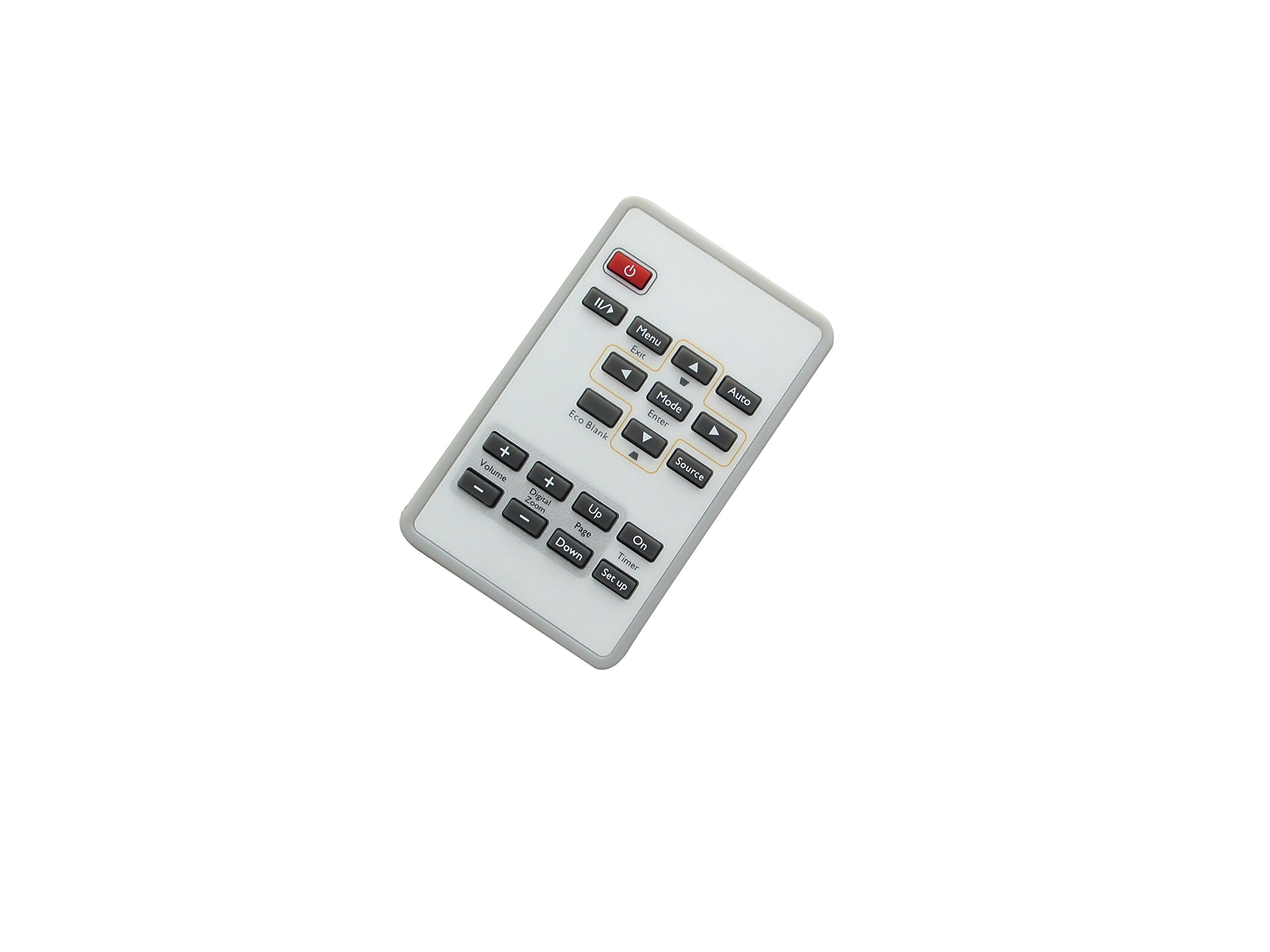Universal Replacement Remote Control Fit For Benq MW526 MX813ST W1100 W1200 MS612ST DLP Digital Projector