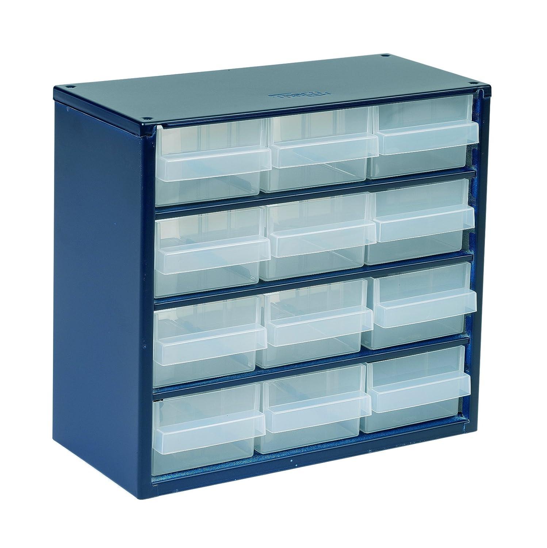 RAACO acero cargador 612-02, azules, 137553