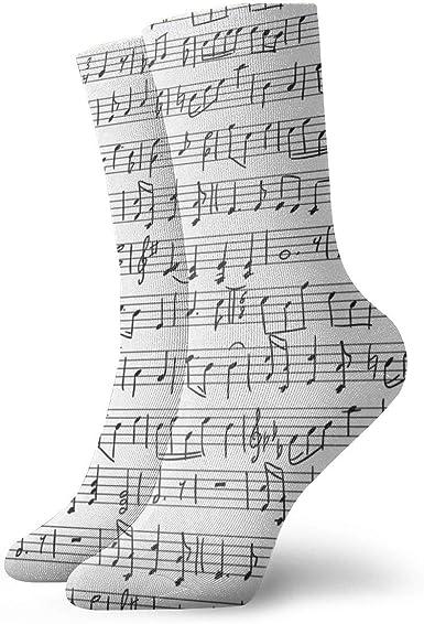 Huabuqi Calcetines de algodón para mujeres, tema favorito ...