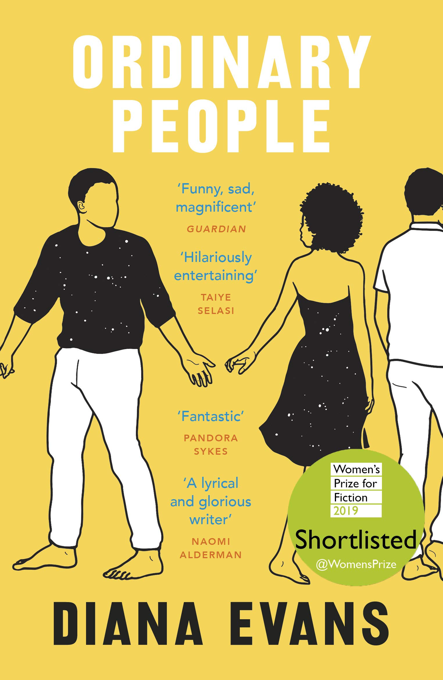 Ordinary People: Shortlisted for the Womens Prize for ...