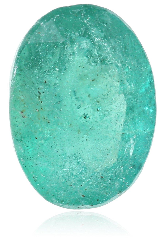 Emerald 8x6mm Oval Cut Loose Gemstone
