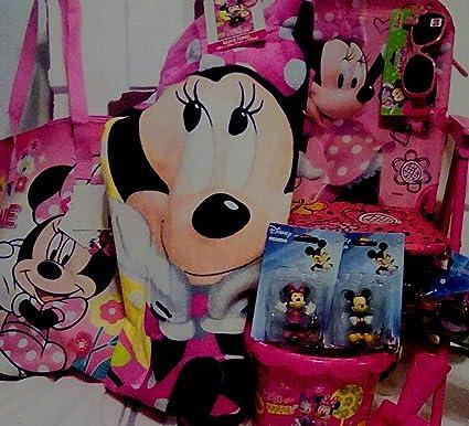 Amazon.com: Minnie Mouse 25254 - Juego de 13 gafas de playa ...