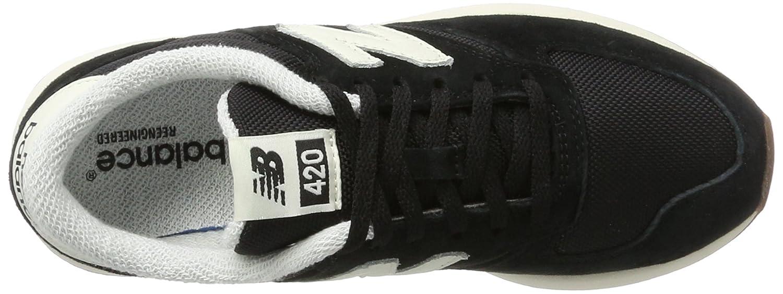 New Balance Damen Wrl420 Laufschuhe, Schwarz schwarz Schwarz Laufschuhe, (schwarz/Wrl420u) e2ccf3