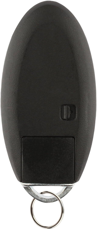 For 16-17 Nissan Maxima 16-17 Nissan Altima Keyless Entry Remote Smart Key Fob 4btn W//Insert KR5S180144014; 7812D-S180204 Discount Keyless