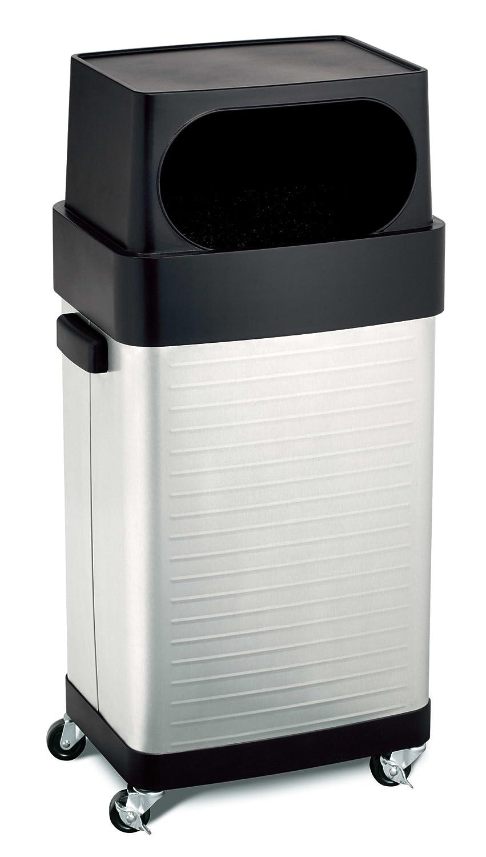 Black Kitchen Trash Cans Amazoncom Seville Classics 17 Gallon Ultrahd Commercial