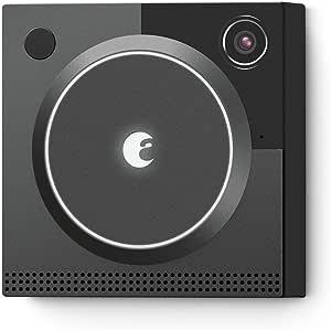August Home Doorbell Cam Pro, Dark Grey