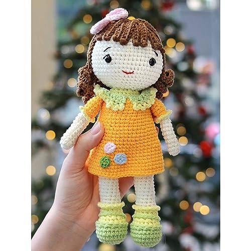 Amigurumi Winter Wonderland: 15 Original Crochet Patterns: Caliri ... | 500x500