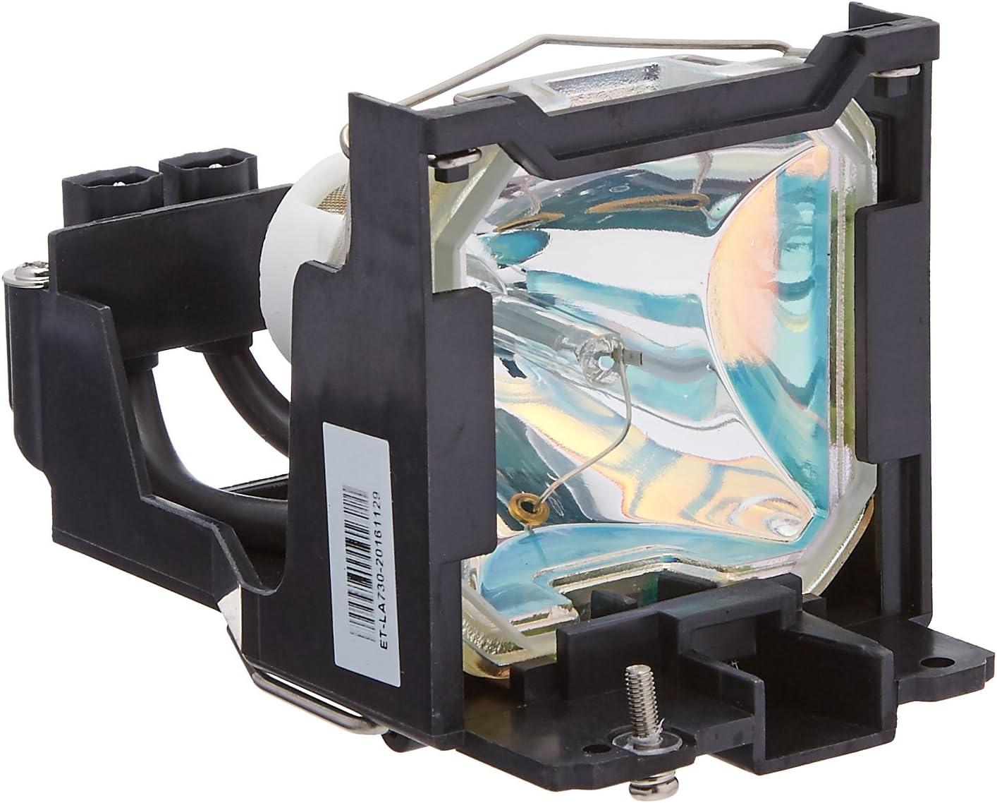 PT-L520U TV PT-L730 PT-L730NTU PROJECTORs TV lamp ET-LA730 for Panasonic PT-L520 PT-L720 PT-L720U Replacement Projector