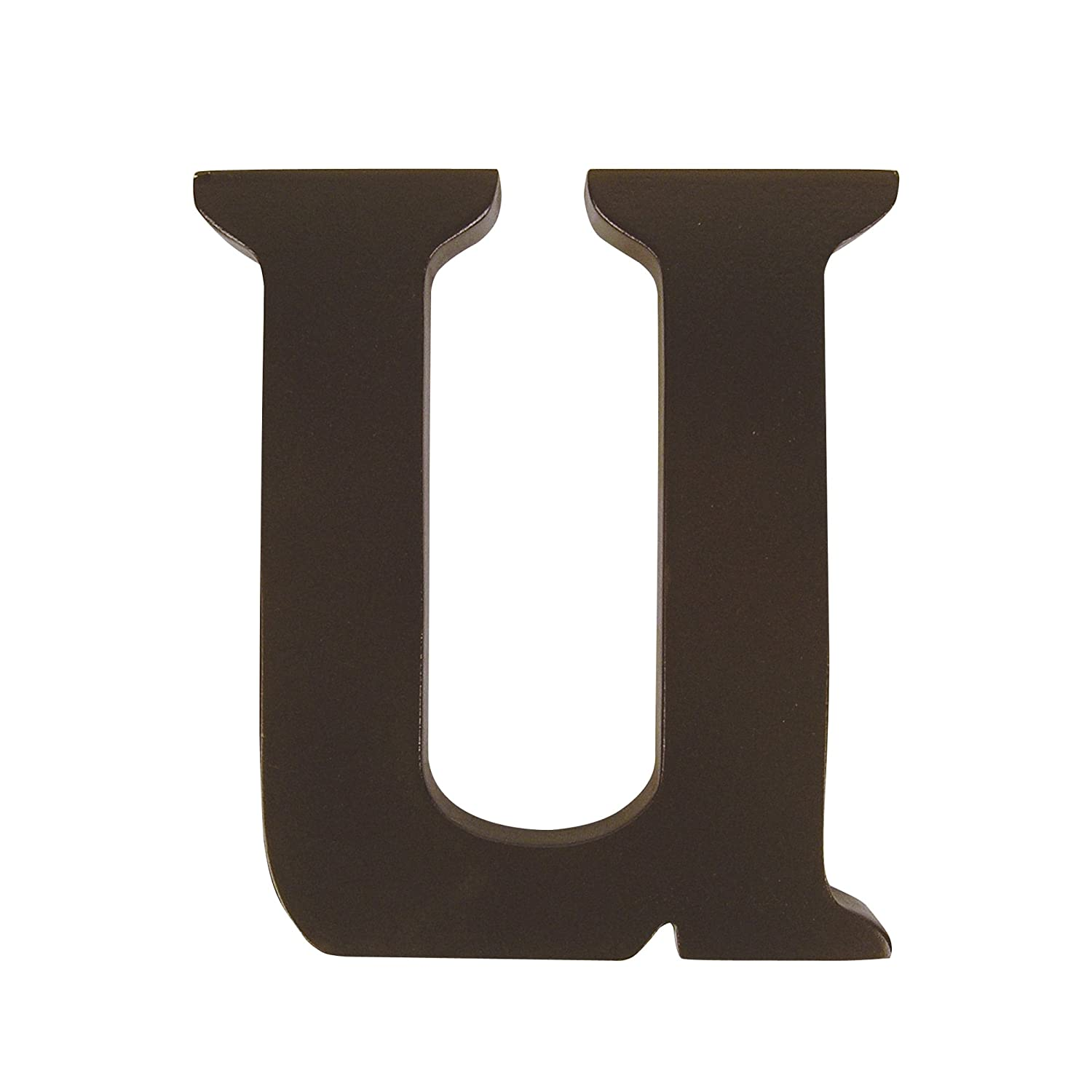 Trend Lab Brown 6 Tall Letter Letter H