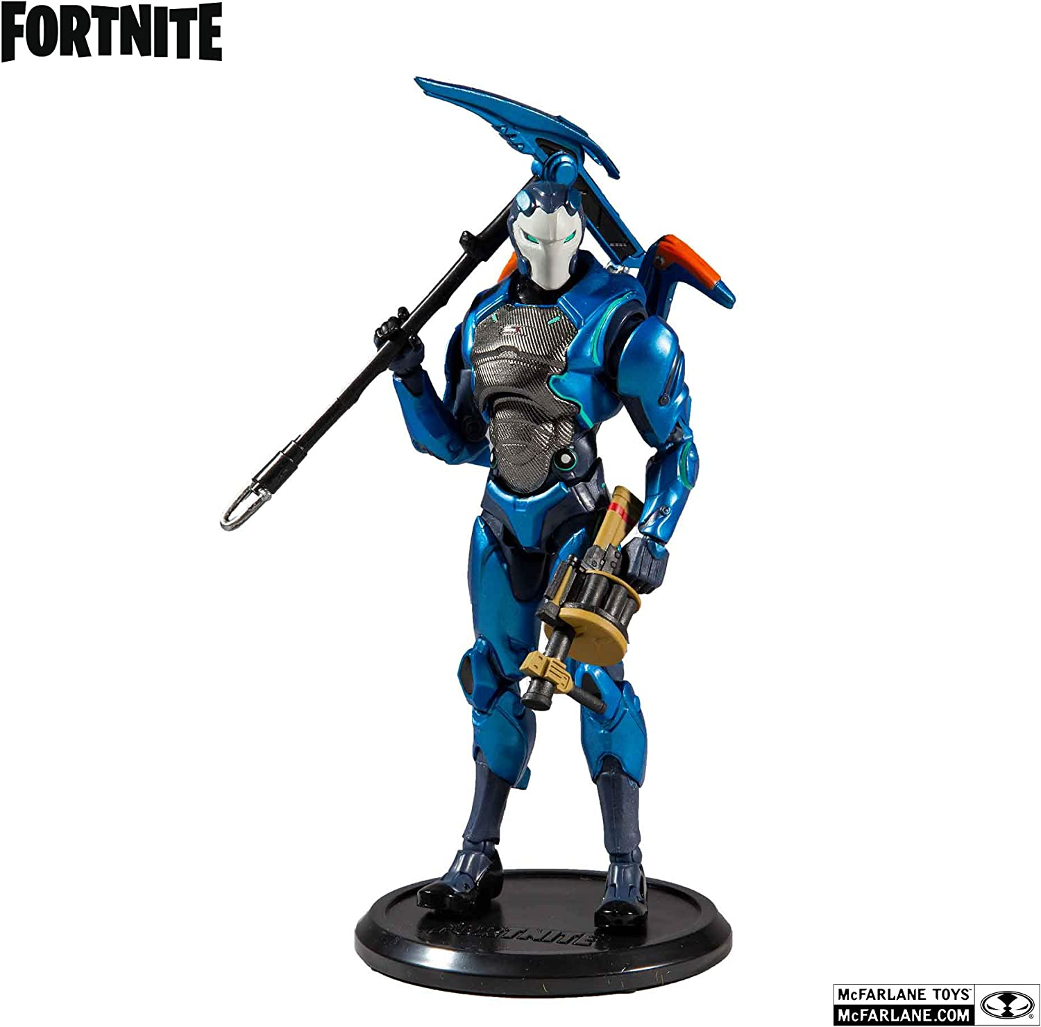 Pyramid International- Fortnite Figura articulada Carburo, Multicolor (MCF10608-4)
