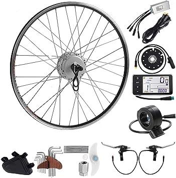 SEASON Kit de conversión para Bicicleta eléctrica Bike de 28 ...