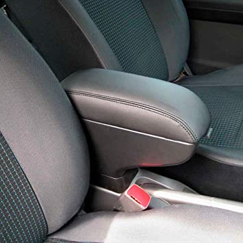 exkl. Flextrail Armlehne Kunstleder kompatibel mit Opel Meriva B 2010-