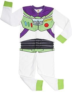 Lora Dora Boys Fancy Dress Up Pyjamas Buzz Lightyear 18-24 Months
