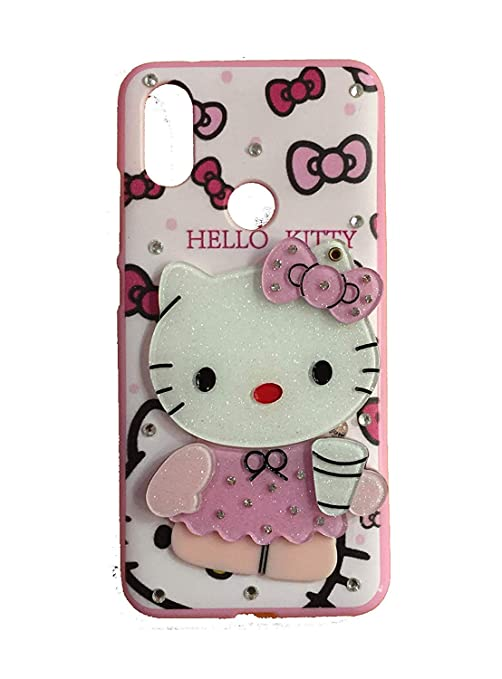 promo code a0a87 893f2 Lejaao Baby Mirror Hello Kitty Back Cover for Asus: Amazon.in ...