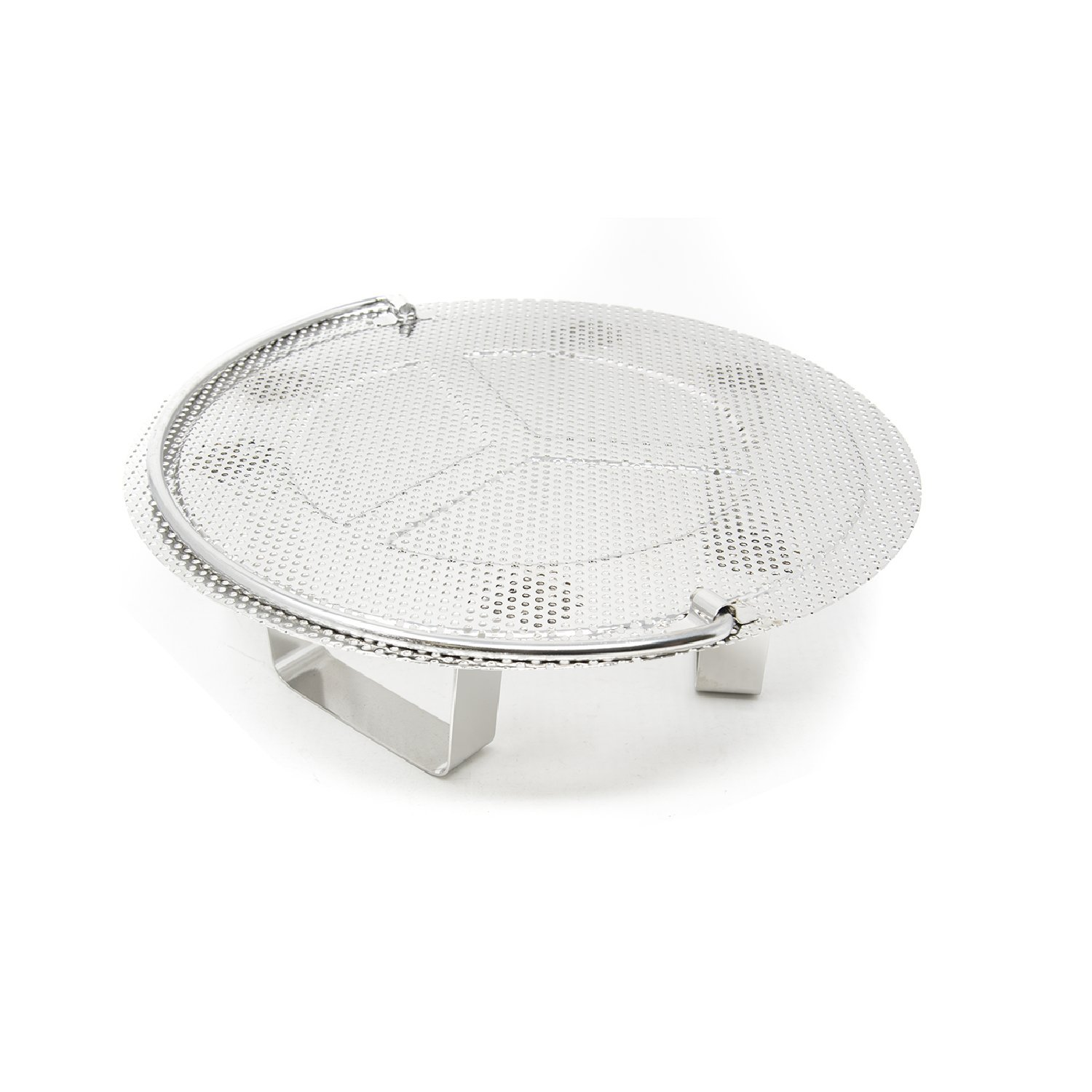 GasOne 30540 S Gas One Beer Filter Pot Stainless Steel False Bottom for Home Brewing Supplies (40 QT), 40QT, by GasOne