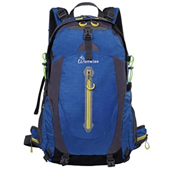 6f62100328 WolfWise 50L Hiking Backpack Travel Daypack Mountaineering Bag Rain Cover  Outdoor Camping Climbing  Amazon.co.uk  Sports   Outdoors