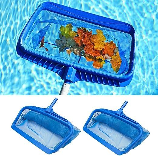 Professional Molded Leaf Skimmer Net for Swimming Pools /& Spas