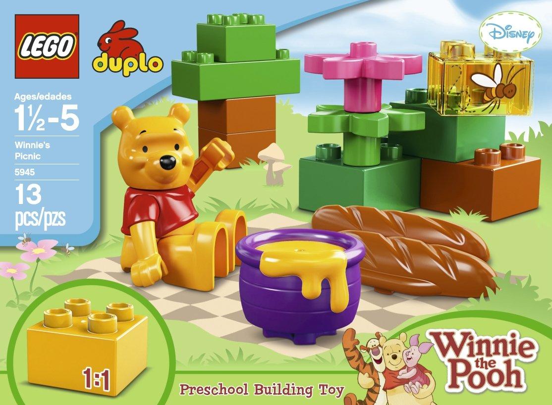 LEGO Winnies Picnic 5945 4611315 LG5945