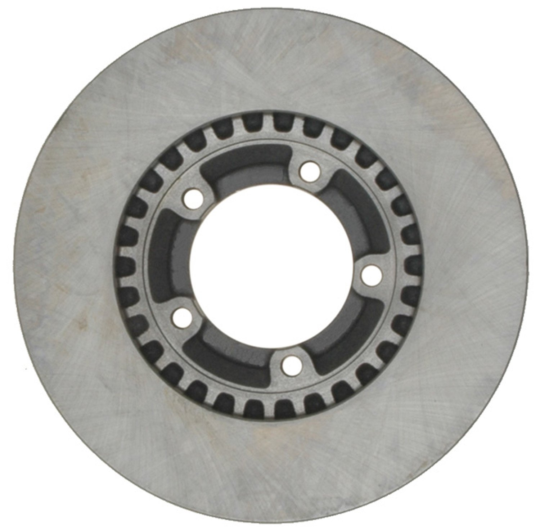 ACDelco 18A869A Advantage Non-Coated Front Disc Brake Rotor