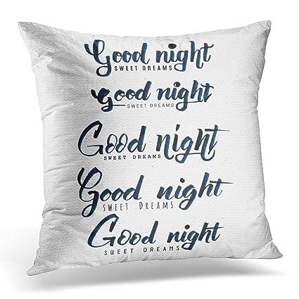 Sweet Dreams Decorative Pillows