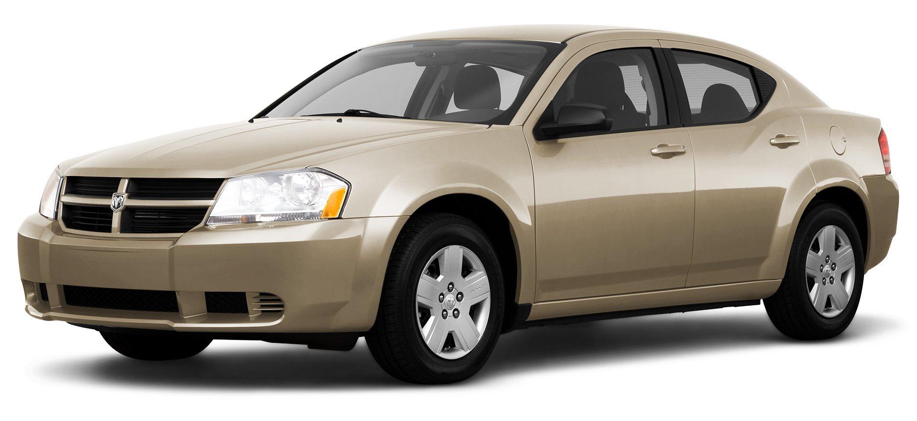Dodge Avenger: Driving on slippery surfaces
