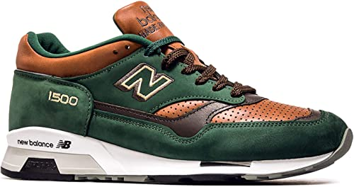 new balance 1500 brown leather