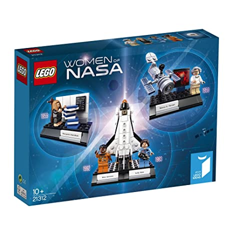 Amazoncom Lego 21312 Ideas Women Of Nasa Toys Games