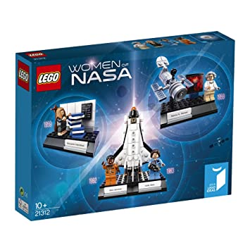 Amazon Com Lego 21312 Ideas Women Of Nasa Toys Games