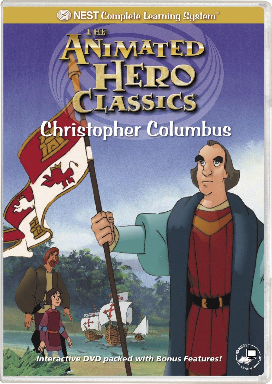 amazon com christopher columbus interactive dvd christopher