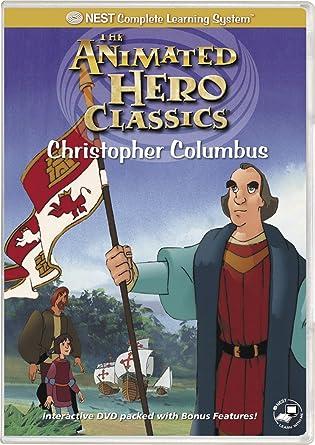 Amazon.com: Christopher Columbus Interactive DVD: Christopher ...