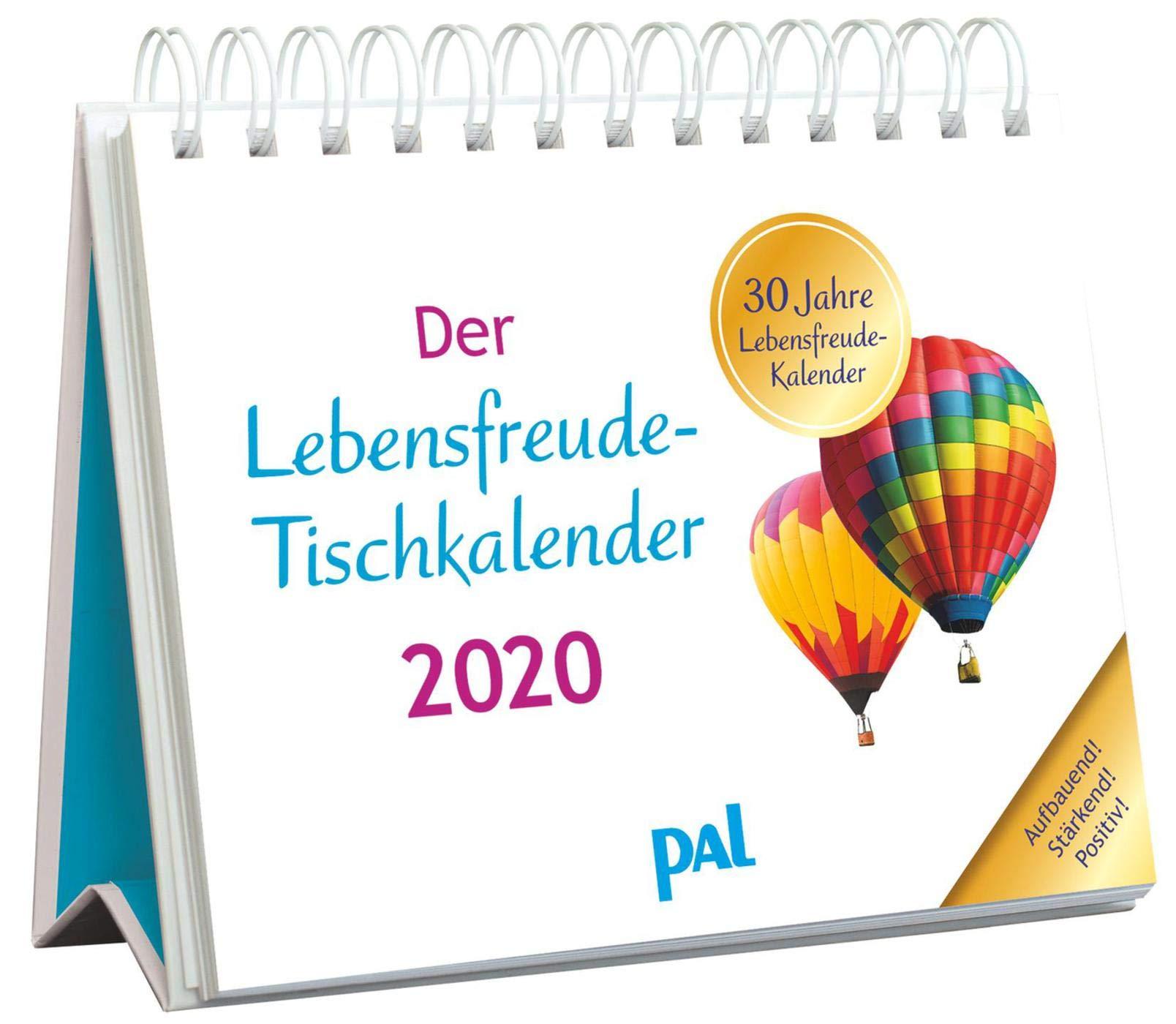 TARTIERY 2020 Fresh Standing Desktop Flip Kalender Monatskalender Planer Tagesplaner Zeltkalender Planer Dekorative Tischkalender F/ür Familienhaus Und B/üro