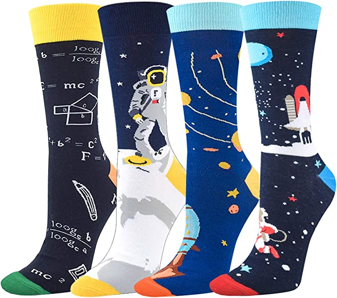 Cartoon Adult Happy Socks Novelty Funny Summer Long Men/'s Cotton socks comfy