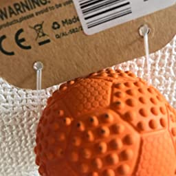 Amazon Laroo犬おもちゃ 音が出る音が鳴る玩具 噛むおもちゃ 天然ラバ歯磨き 耐久性のある 投げる Laroo ボール 通販