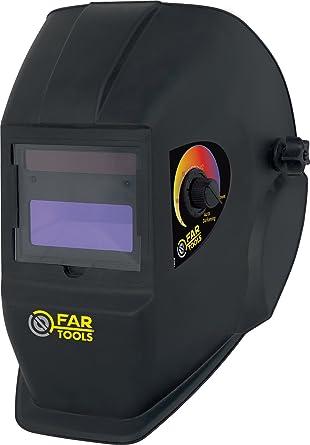 Fartools 150503 - Máscara de soldar de cristal líquido