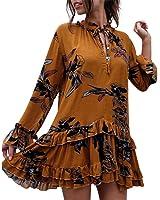 MUTR plissado longo de manga curta dress impressão boho vintage praia summer dress mulheres flor lace