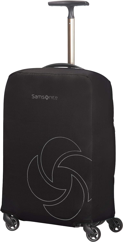 Samsonite Global Travel Accessories - Funda para Maleta Plegable, S, Negro (Black)