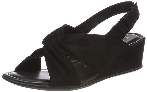 fdd28215ad0 ECCO Women s Shape 35 Sling Back Sandals  Amazon.co.uk  Shoes   Bags
