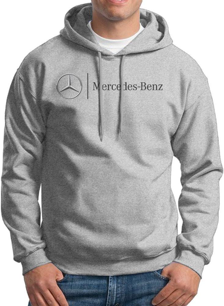 Fleece Long Sleeve Pullover CUSOUL Womens Ladies Sweatshirt Mercedes-Benz-Logo