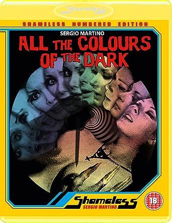All The Colours Of The Dark aka Tutti I Colori Del Buio [Blu-ray