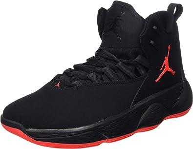 Jordan Super.Fly MVP Amazon.com: Nike - Jordan Superfly MVP - AR0037060 - Color: Black ...