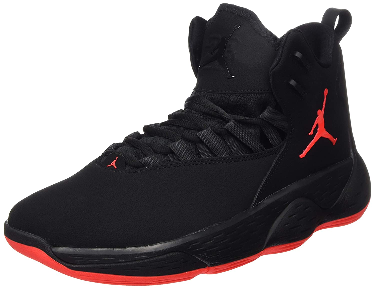 c51b5940f9e0 Nike Men s s Jordan Super.Fly MVP Basketball Shoes  Amazon.co.uk  Shoes    Bags