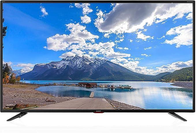 SHARP Televisor LC-65UI7552E de 164 cm (65 Pulgadas) (4K ...