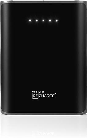 Techlink RC13600B batería Externa Negro Ión de Litio 13600 mAh ...