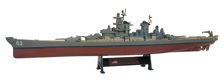 USS New Jersey 1945 - 1:1000 Ship Model (Amercom ST-20)