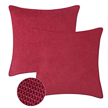 Amazon.com: Brawarm - Fundas de almohada supersuaves para ...