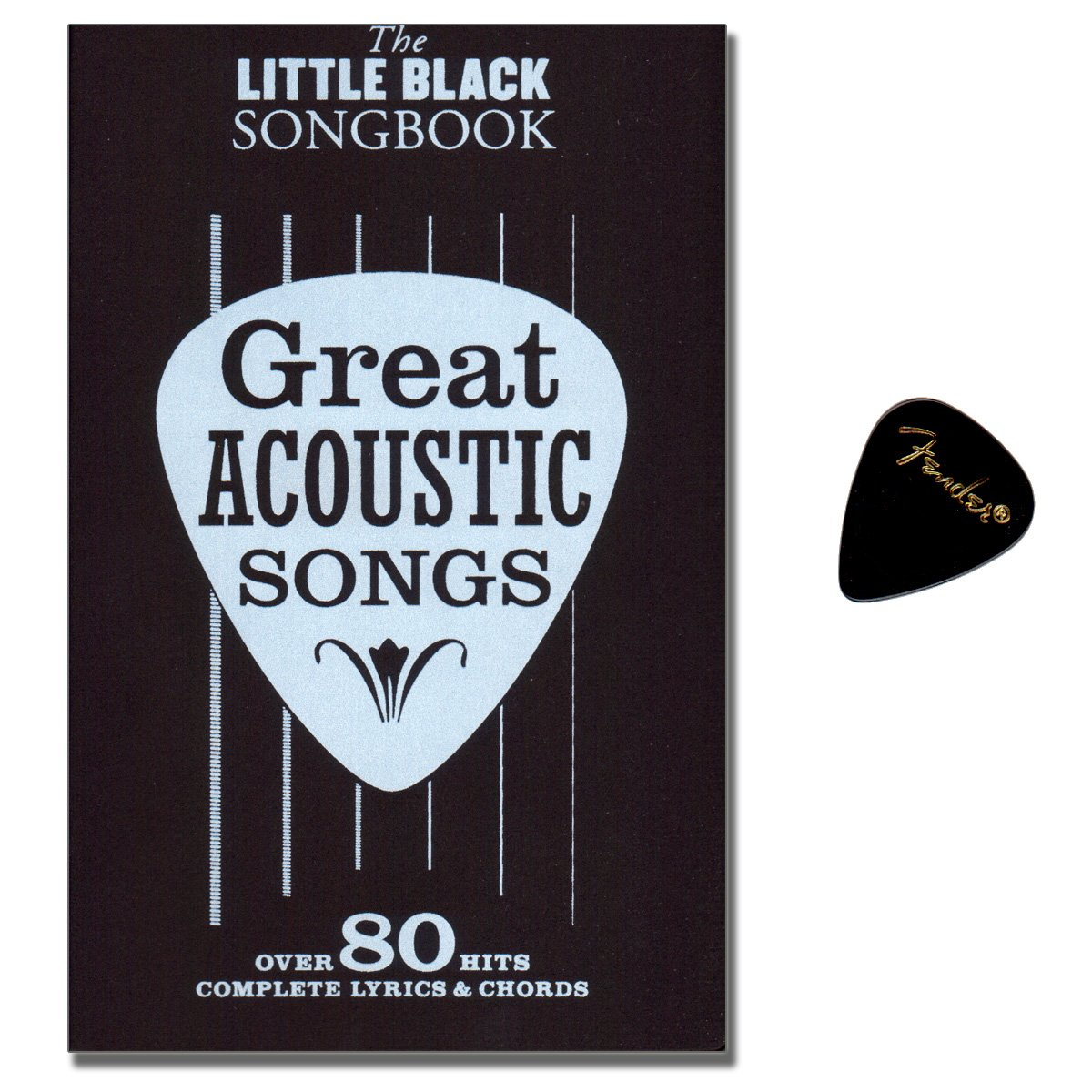 Little Black Songbook - Great Acoustic Canciones - 80 Crowd de ...