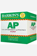 Barron's AP U.S. Government and Politics Cards