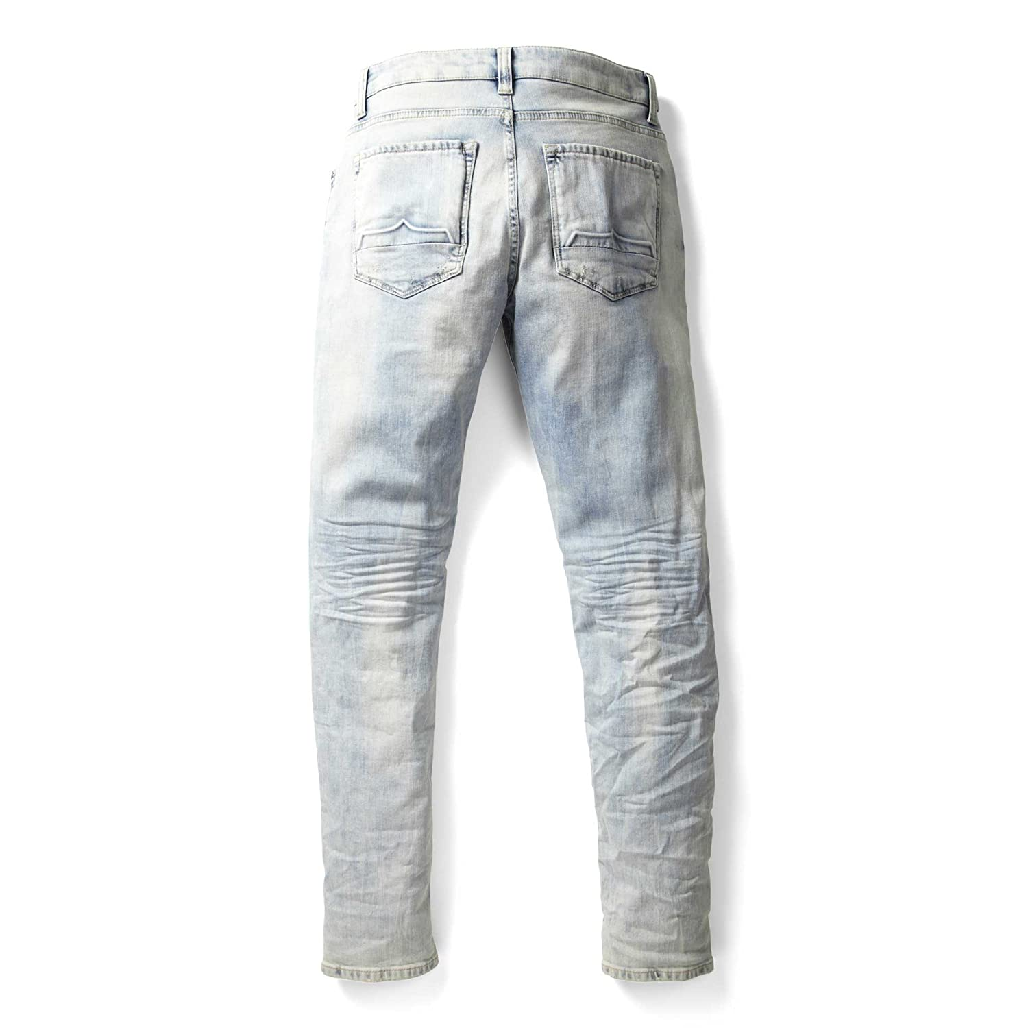 883 POLICE Laker 299 Slim Fit Faded Jeans