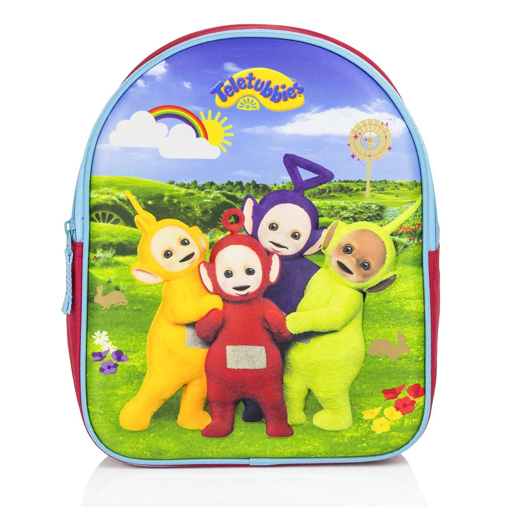 Teletubbies 3D Effect Children s Backpack cee7ebde9d